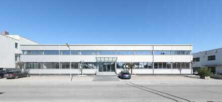 Helle, moderne Büroflächen in Bahnhofsnähe WM, naturnah am Paradeis