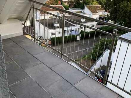"""""""Neu ausgebaute 3 Zi.-DG-Mietwohnung mit Balkon!"""""""