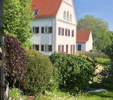 Neuwertige 5-Zimmer-Wohnung in Krumbach, Ortsteil Billenhausen