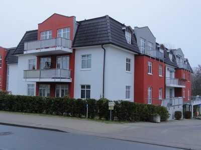 Schöne 2-Zimmer Wohnung in Bad Doberan zu vermieten