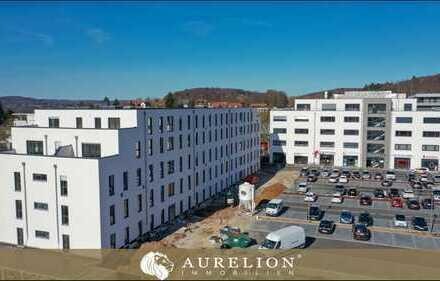 PRIME LIVING - 3 Zimmer Wohnung Erstbezug im 4.OG mit Aufzug und Balkon im PRIME PARK
