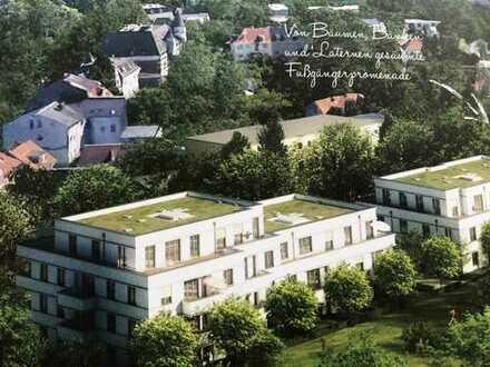 Exclusive 4-Zimmer-Penthouse- Wohnung in Berlin, Hermsdorf, S-Bahn nah