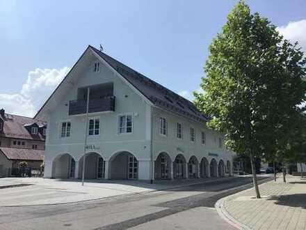 Hochwertige 4-Zimmer-Wohnung mit toller Dachterrasse im Ortszentrum von Ismaning
