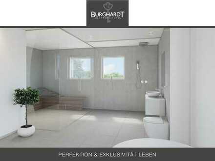 Bad-Vilbel - Niederberg: Penthouse für den gehobenen Anspruch mit Taunusblick