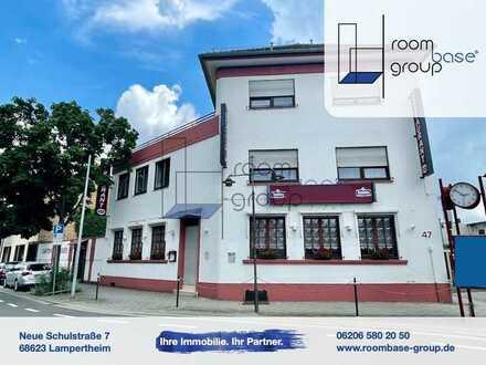Lukratives Hotelanwesen mit Restaurant in TOP-Lage