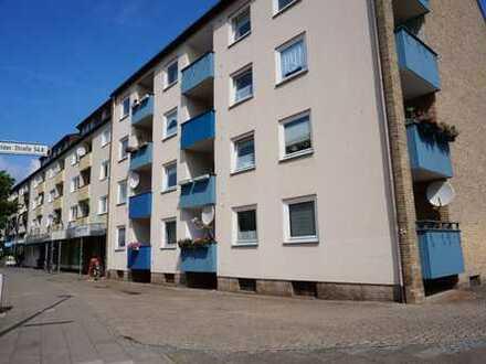 KUNZE: Helle 2-Zimmer-Wohnung mit Balkon in Stöcken!