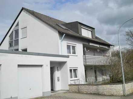 3-Zimmer-Dachgeschosswohnung in Windsbach