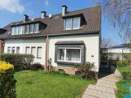 *** helle 2-Zimmer-Wohnung mit Balkon und Garage im beliebten Aachen-Brand ***