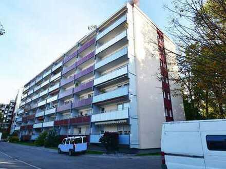 VERMIETET - Sehr schöne Wohnung im Zentrum von Augsburg