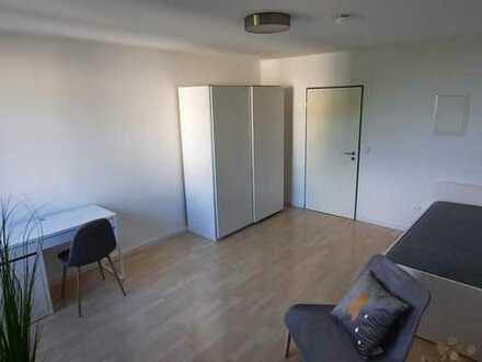 """""""THE VIEW"""" - Modernisierte Vollmöblierte 1-Zimmer-Wohnung mit EBK in Ulm"""