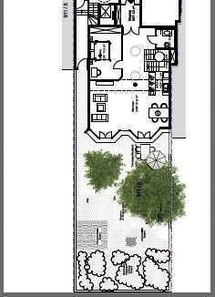 E&Co - Ruhige Erdgeschoss-Wohnung / Büro / Loft mit eigenem Eingang nahe Münchner Freiheit