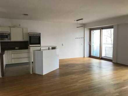 Sehr schöne, klimatisierte 2-Zimmer-Wohnung im Gallusviertel