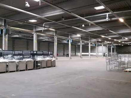 400 qm Lagerhalle provisionsfrei in sehr guter Lage Autobahnkreuz Köln-West