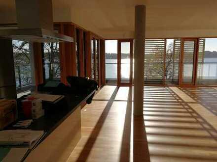 Wohnen wie im Urlaub - exklusive, geräumige 3-Zimmer-Wohnung mit Balkon und EBK in Schleswig