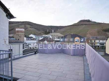 Dachterrassenwohnung im Herzen von Ahrweiler