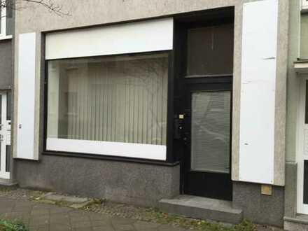 Kleines Ladenlokal in ruhiger Seitenstraße der Bochumer Innenstadt zu vermieten