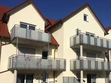 3,5-Zimmer-Dachgeschosswohnung mit Balkon und Dachspeicher in Mertingen