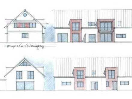 Neubau | Exclusive 2 Zi-Wohnung + Maisonette-Bereich