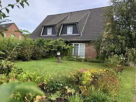 Schöne Doppelhaushälfte in Nordfriesland (Kreis), Niebüll, zentrumsnah, ruhig
