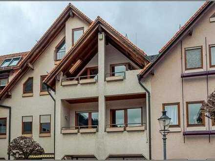 Großzügige Maisonette-Wohnung mit 8 Zimmern und 2 Loggien in Kappelrodeck