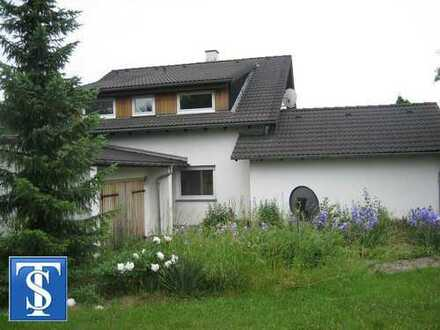 saniertes Einfamilienhaus mit ELW und Garage in ruhiger Wohnlage von Plauen