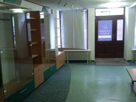 Gewerberäume für Verkauf/Büro in Kamenz zu vermieten