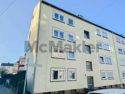 Attraktives Anlageobjekt in Wuppertal: Vermietete Eigentumswohnung in gepflegtem Zustand
