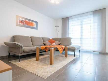 Modernes Wohnjuwel in Bogenhausen - Traumhafte und helle 3 Zimmer Wohnung mit Südloggia