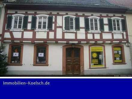 Sanierungsobjekt in Meisenheims Altstadt 360°Rundgang vorhanden