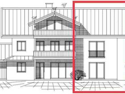Neubau Doppelhaushälfte zu vermieten  Gartenstraße 10, 82418 Seehausen