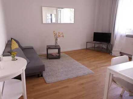 modern möblierte 2 Zimmer - Wohnung/ Süd - Balkon/ Ifflandstraße/ ruhige Seitenstraße/ FREI