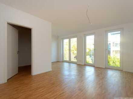 3-Zimmer-Neubauwohnung in der Fleethörn im 2. Obergeschoss