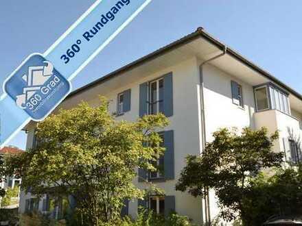 Baubiologisch erbaute 3-Zimmer-Eigentumswohnung in ruhiger Lage von Gauting