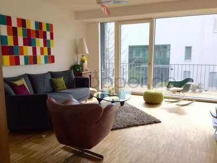 Hochwertige 2-Zimmer-Wohnung mit Balkon und Parkplatz in Schondorf am Ammersee nahe München