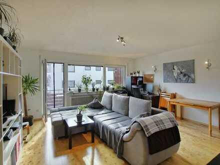 Schöne, gepflegte Wohnung in ruhiger Lage