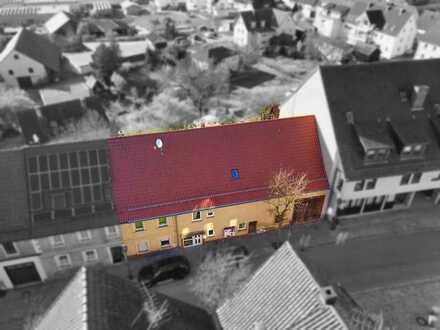 Ein- bis Zwei-Familienwohnhaus mit Scheune und Schuppen ... Erweiterungsfähig