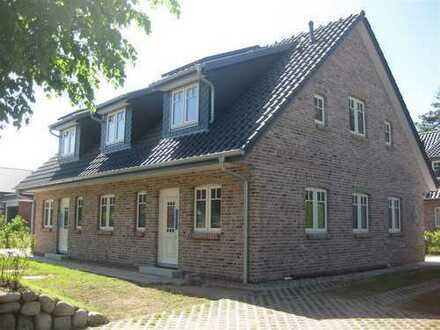Neubau eines Doppelhauses in Sasel