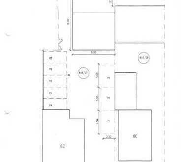 Grundstück in 2. Reihe inkl. Baugenehmigung für EFH