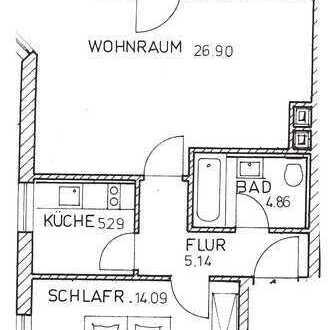 Schöne 2 Zimmer-Mansardenwohnung in Oberaudorf