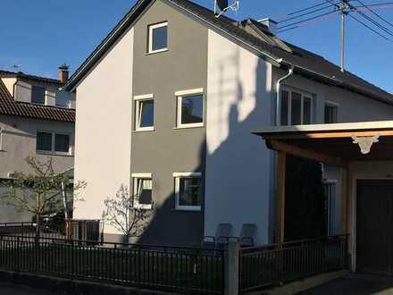 Gepflegte 3-Zimmer-Wohnung mit Balkon in Frickenhausen