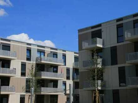 Theodor-Fontane-Höfe - 2 Zimmer mit 34 qm Wohnbereich, Terrasse, Tageslichtbad und EBK