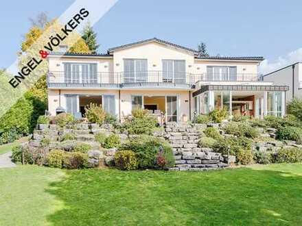 Traumhaft schöne Villa in Toplage von Falkenstein
