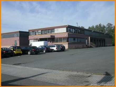 Gewerbehalle mit Bürogebäude !!