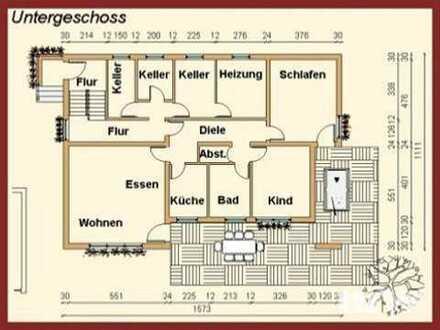 Freundliche 3-Zimmer-Wohnung zur Miete in Gestratz-Brugg