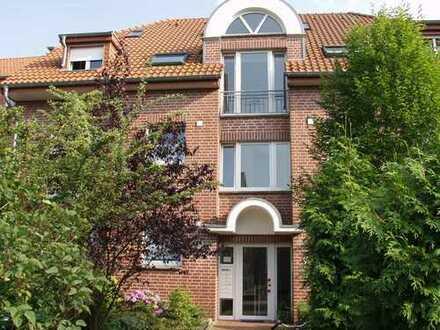 Wunderschöne Wohnung über 2 Etagen mit Südbalkon in Borken-Burlo
