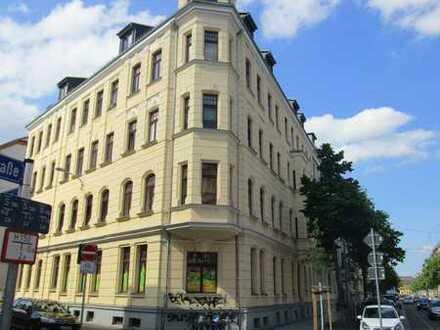 Attraktive 3 Zimmerwohnung in exponierter Lage Leipzig Schleußig