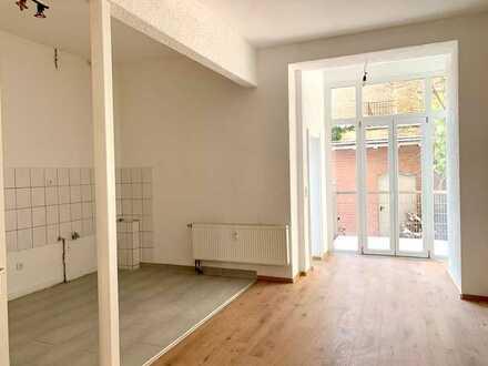3-ZKB Wohnung mit Balkon in zentraler Lage | ab sofort