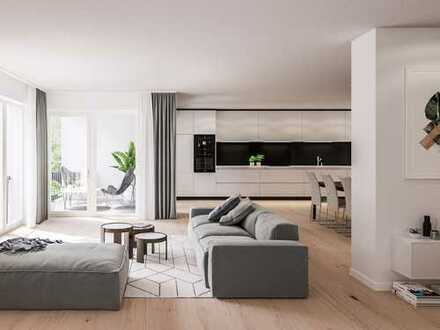 Wohlfühlwohnen! Elegante 3-Zimmer-Wohnung mit Loggia im charmanten Stadtteil Au-Haidhausen