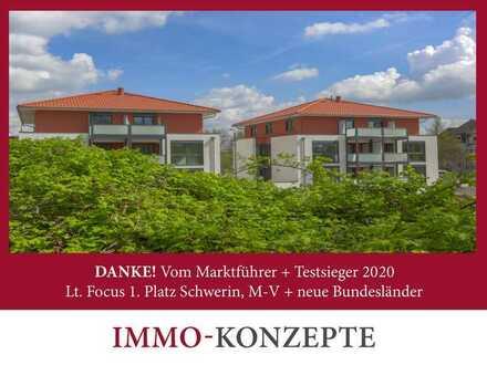 Exklusives Neubau- Appartement mit Pkw-Stellplatz, Balkon u. Küche