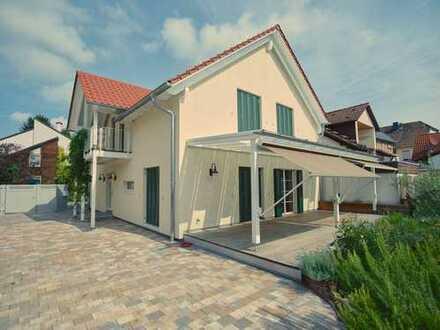 Baufritz-Haus mit Luxus-Ausstattung